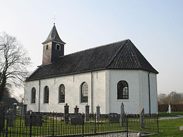 witte kerk gasselte